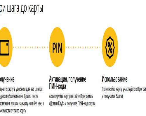 Акции и промокоды Дом.ру